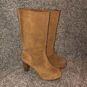 Sanita Lola Mae Boots Brown 37
